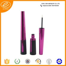 009B Various design plastic liquid eyeliner container