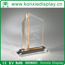 new design Apex 220 Acryliccrystal awards and trophies