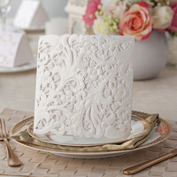 Small MOQ welcome voice recording wedding card