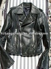 2012 LADIES 100% GENUINE LAMB NAPPA LEATHER JACKETS,LEATHER GARMENTS