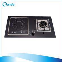 Tampo de vidro temperado incorporado aparelho de cozinha fogão a gás ( GH-K38 )