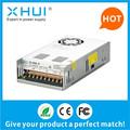 2015 venta caliente tensión de salida AC DC adaptador de alimentación de tira de LED 5V60A