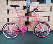 Racing bicycle mini bicycle bike racing bike