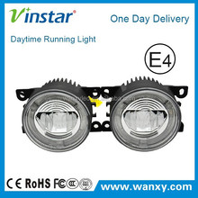 car use with fog light led drl for toyota auris LED daytime runnng light 100% waterproof