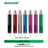 adjustable voltage Ego Twist Battery 650mah 900mah 1100mah ego electronic cigarette Battery in stock now