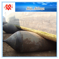 World widely used ISO 14409 certification vessel launching and landing heavy lifting ship airbag