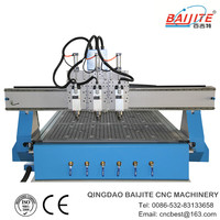 mdf cnc 2030 router\three pneumatic head\factory price\high precision\CE&ISO9001