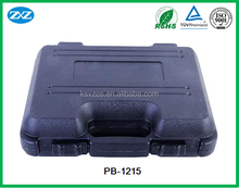 Blow molded hard plastic carrying case