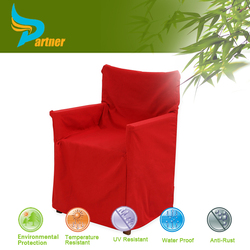Chinese Manufacture OEM Striped Cheap Universal Fancy Chair Cover