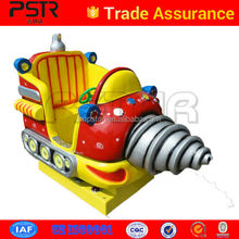Beautiful power-driven kiddie cartoon car with promotion price selling