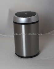 Wire drawing Sensor Dustbins ABS Lid