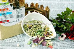 mixture fruits rabbit food with high vitamin for wholesale