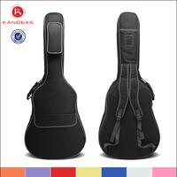 High Quality 600D Waterproof Guitar Case/New Design Guitar Gig Bag/Colorful Musical Instrument Bag