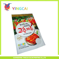 frozen food plastic chicken packaging bags