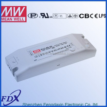 Meanwell 24v 2.5a led driver PLC-60-24,Adjustable output voltage and current level