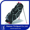 special design golf bag with stand