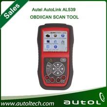 Original Autel AutoLink AL539 OBDII CAN SCAN TOOL Automotive AL539 Scanner
