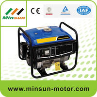 Hot sale!! Mini gas generator with 3.5KW