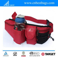 Good quality waist pack( with water bottle)