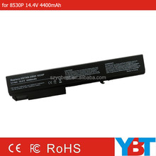 laptop battery for HP 8530p 8530w 8540p 8540w 8730p 8730w 8740w 6545b