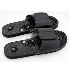 Decenas masajeador eléctrico decenas de circulación sanguínea zapatilla zapatos para masajeador de pies