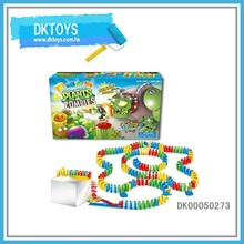New Kids Educational Toys Wooden Domino For Children