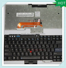 laptop keyboards for lenovo ibm for thinkpad t60 t60p t61 t61p r60 r61 laptop keyboard black us/ru