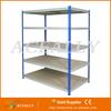 medium duty shelf boltless rivet shelving metal rack manufacturer