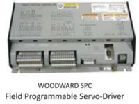 Woodward SPC for steam turbine/generator control system