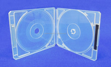 5.8mm single sided PP CD case DVD case for supermarket & store