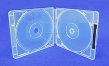 5.8mm single sided PP CD case DVD case for supermarket & store