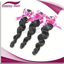2013 Best Feedback Henray Cheap Wholesale 50 Inch Virgin Hair