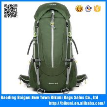 New design Sport climbing backpacks Mountaineering bags Camping sports waterproof backpack
