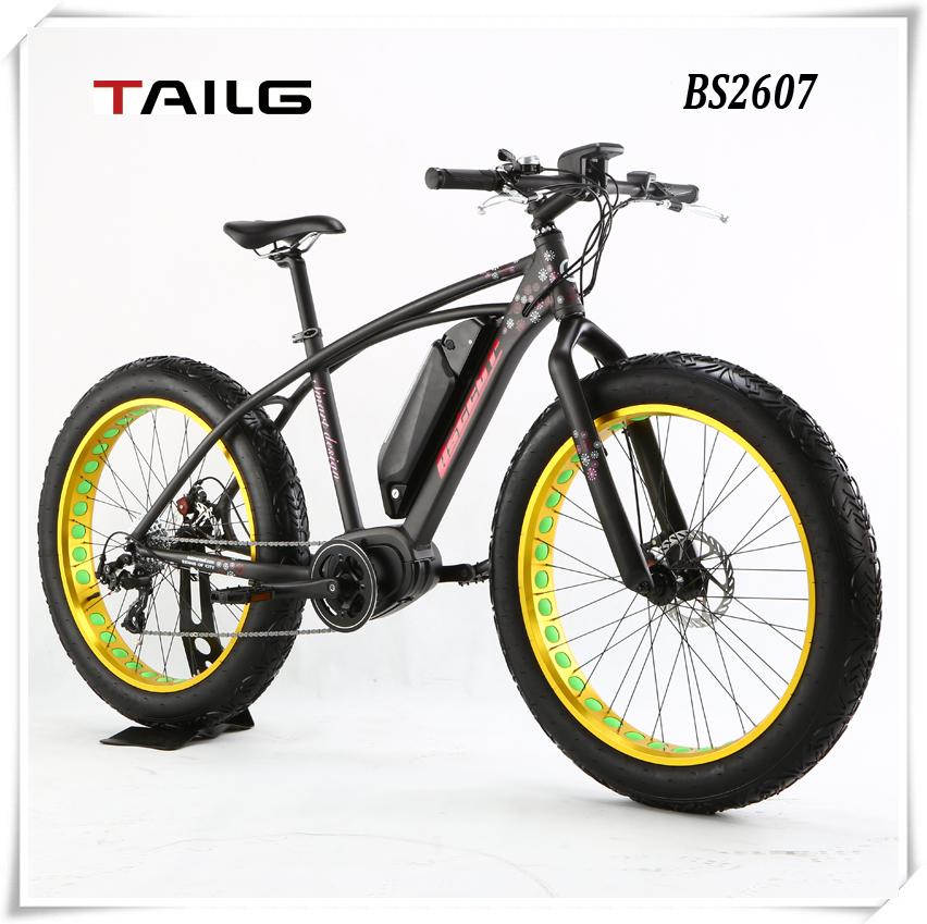 2016 Dongguan Tailg Shenzhen Fat Electric Beach Cruiser Bicycle For Sale  Bu
