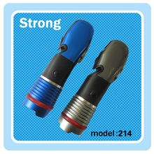 aluminum+plastic+stainless steel led torch with emergency hammer,led multifunction flashlight