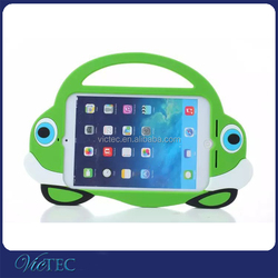 "Shock proof kids 7"" Silicone tablet case for iPad mini 2"
