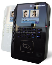Time Attendance System with Access Control with 3G/WIFI optional