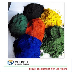 lowes concrete paint/dyestuffs pigment fe2o3/iron oxide red pigment