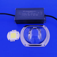 Waterproof IP65 50w constant current led driver