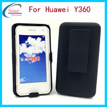 Holster case for Huawei Y360,Belt clip case for Huawei Y360,Hard case for Huawei Y360
