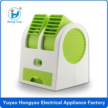 "Usb Fan Manufacturer Oem Hot Sale Travelling&camping Gifts 4"" Battery Operated Portable Mini Fans"