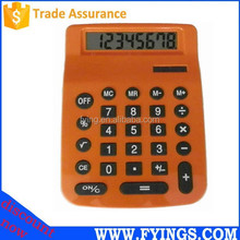 solar big size desktop A4 Jumbo calculator