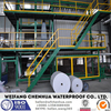 Non woven polyester asphalt cloth for asphalt waterproof membrane -- China factory price