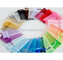 Wedding Party Favor Gift Bags Jewellery Pouch Candy Organza Bags
