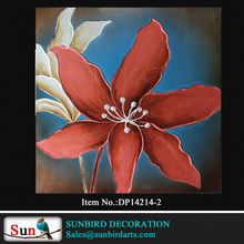 Impression oil painting office wall painting