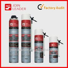 Aerosol Cans Polyurethane Foam Sealant