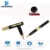 Digital wireless portable mini hidden ball pen camera recorder 2014 New promotional ball pens