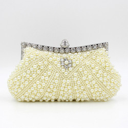 Top quality lady beaded bag 80298-6