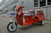 Folding adult big wheel Electric tricycle used