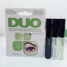 New arrival green DUO false eyelash glue 5g 3 colors for choice